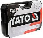 Профессиональный набор инструментов ключей Yato YT-38841 216 предметов, фото 3