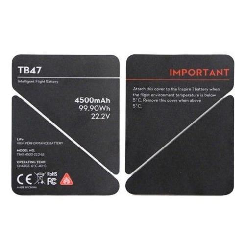 Наклейки DJI Inspire 1 TB47 Battery Insulation Sticker