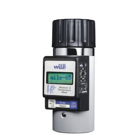 Измеритель влаги зерна WILE 65 , фото 2