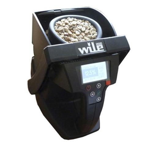 Измеритель влажности и натурометр для цельных зерен и семян со встроенными весами WILE 200