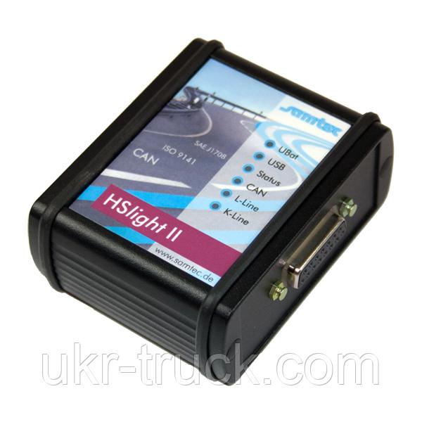 FORD CARGO KIT (HS Light II) дилерский сканер
