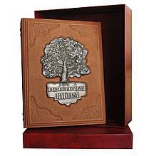 Родословная книга из натуральной кожи (620-08-61)