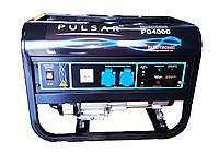 Бензогенератор Pulsar PG-4000E, фото 1