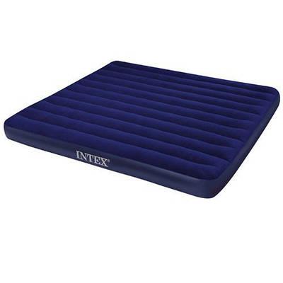 Двуспальный надувной матрас Intex 68759 (152Х203Х 22СМ) DOWNY ROYAL