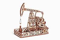 Wood Trick механический 3D пазл Нефтяная вышка (120 деталей), фото 1