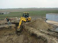 Земляные работы и услуги спецтехники в Харькове