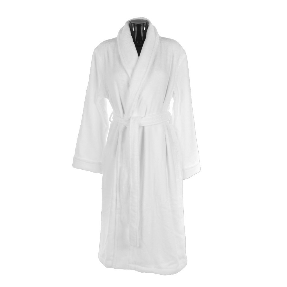 Белый махровый халат ХL 380 г/м2 HOTEL SPA