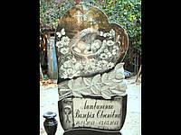 Детское надгробие седце № 23