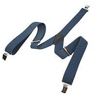 Мужские подтяжки Top Gal 35-Y jeans синего цвета