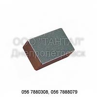 Шпонка призматическая, сталь 45, ГОСТ 23360-78, DIN 6885 A, DIN 6885 B