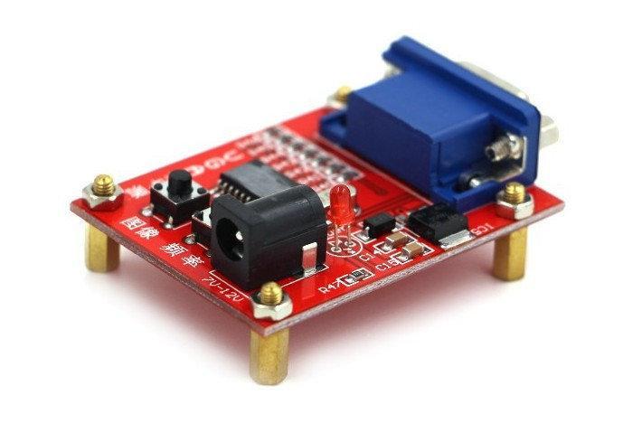 Тестер мониторов, генератор VGA SVGA XGA сигнала