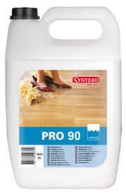 Synteko Pro 90 Водный лак для паркета Синтеко Про 90 «глянцевый» 5 л.