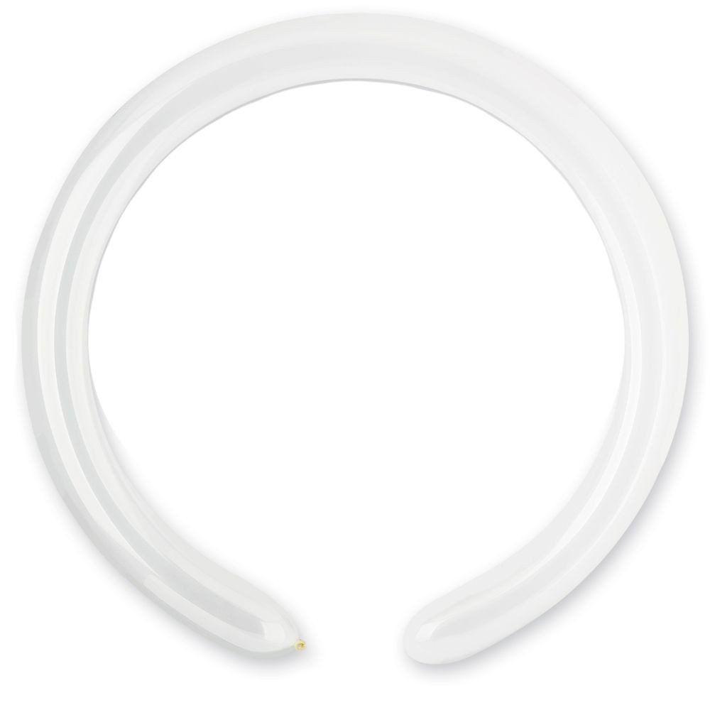ШДМ Прозрачные - латексные шары для моделирования (диаметр 5 см) TM Gemar