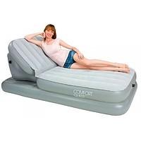 Надувная кровать-диван BestWay Comfort Ques 67386 с поднимающейся спинкой