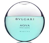 Мужская туалетная вода Bvlgari Aqva Marine pour homme (Булгари Аква Марин пур хоум) 100 ml