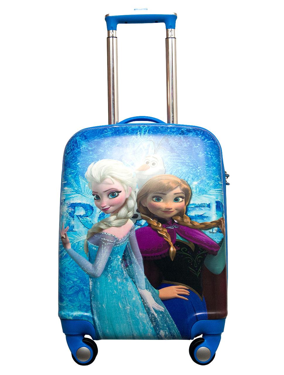 836a70078525 Детский чемодан на колесах для девочки