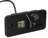 Штатная камера заднего вида в авто для Audi