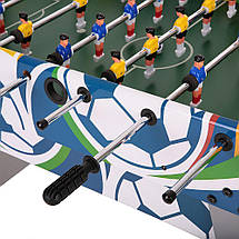 Настольный Футбол Европейского качества MD Sports - 120 х 60 х 78 см, кикер, фото 3