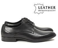 03-12 Черные нарядные мужские туфли NWC-156422 41,42,45,40,43,44