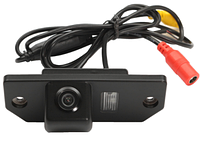 Штатная камера заднего вида в авто для Ford Focus/Sedan