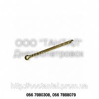 Шплинт латунный от Ø1 до Ø10, ГОСТ 397-79, DIN 94, ISO 1234