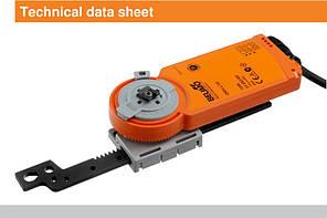 CH230-L100.2 линейный актуатор моторедуктор приводы с линейным движением штока