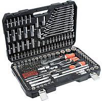 Профессиональный набор инструментов ключей Yato YT-38841 216 предметов