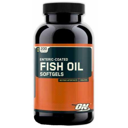 Фиш Оил / Fish Oil / 100 капсул