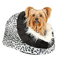 Trixie  TX-36303 мягкое место с опушкой Minou для собак 35*26*41см