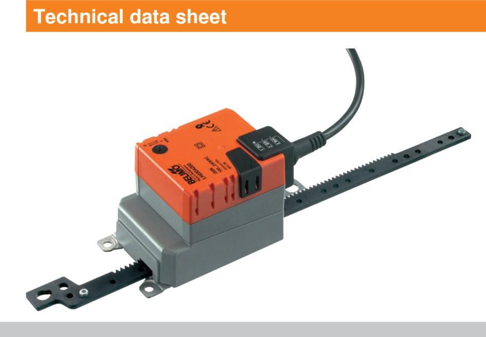 LH230A200 линейный актуатор моторедуктор приводы с линейным движением штока