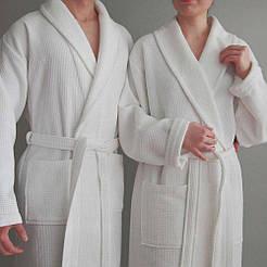 Велюровый халат для отеля XL Турция