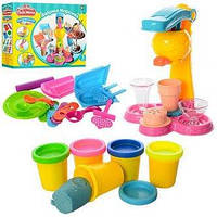 Игровой набор Фабрика мороженого, пластилин, MK 0078, 003781