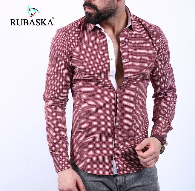 Стильная мужская рубашка от производителя  продажа, цена в Одессе ... b80eff813ad