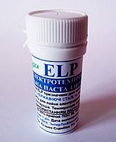Паяльная паста с припоем ELP для пайки любых металлов 50г от производителя ИнтерТехКомплект