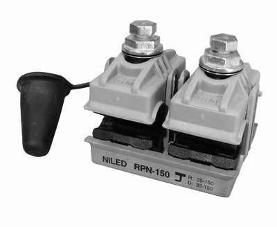 Зажим ответвительный (RPN 150) (35-150/35-150мм) NILED, фото 2