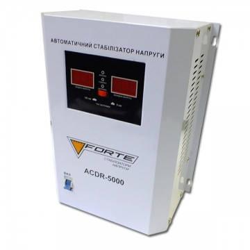 Стабилизатор напряжения FORTE ACDR-5kVA, фото 2