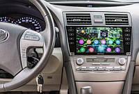 "Штатная магнитола Toyota Camry 40 (2006-1010г.) Joying 9"" дюймов  на базе Android 6.0 Новинка 2017 года"