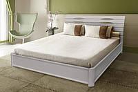 Деревянная кровать с подъемным механизмом, фото 1
