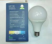 Светодиодная лампа типа А80 Feron LB-718 18W 4000K  для общего и декоративного освещения