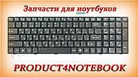 Клавиатура для ноутбука MSI (CX620, CR620, GT660) rus, black