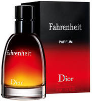 Мужской парфюм dior fahrenheit le parfum 75 ml