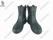 Мужские сапоги пенка ( Код : EVA-06  черный)