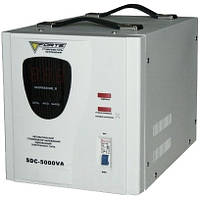 Стабілізатор напруги Forte SDC-5000VA