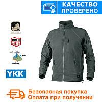 Кофта Helikon Alpha Tactical Grid Fleece Jacket Shadow Grey regular (BL-ALT-FG-35)