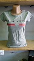 Женская футболка 31,69 с.т.