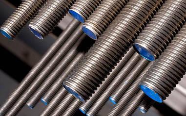 Шпилька высокопрочная М6 10.9 DIN 975, DIN 976