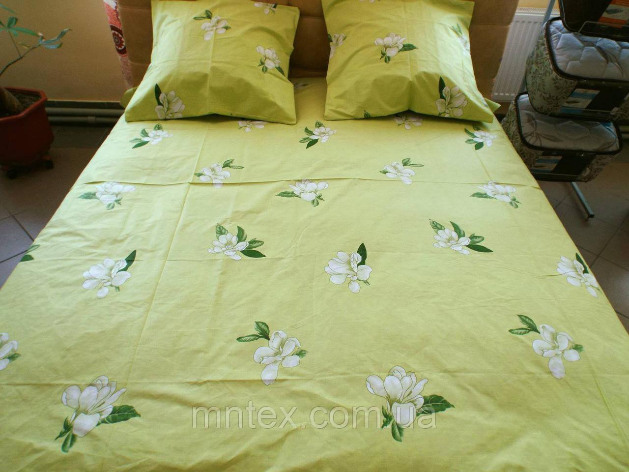 Комплект постельного белья бязь Голд Магнолия