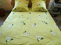 Комплект постельного белья бязь Голд Магнолия, фото 1