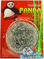 Скребок для посуды Панда
