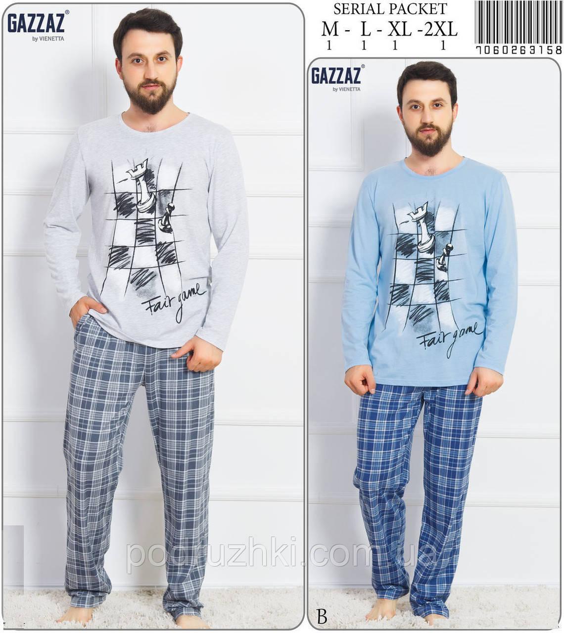 Домашний костюм мужской (пижама)